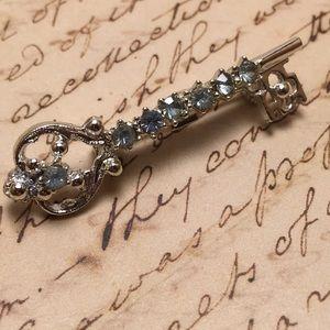 Vintage Key Pin